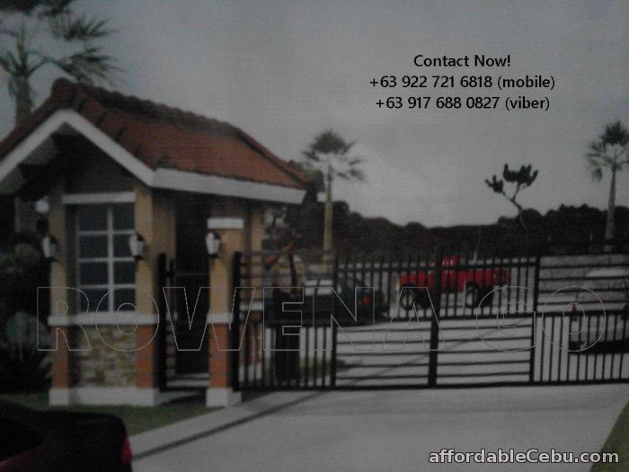 2nd picture of SummerVille Townhomes Php 7,413 Per Month in Cordova, Cebu For Sale in Cebu, Philippines