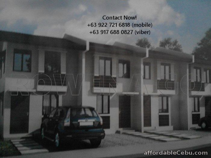 3rd picture of SummerVille Townhomes Php 7,413 Per Month in Cordova, Cebu For Sale in Cebu, Philippines