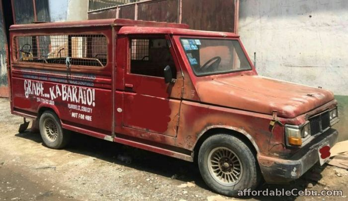 2nd picture of Isuzu 4FB1 Wagon Jeepney Negotiable For Sale in Cebu, Philippines