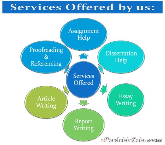 2nd picture of Academic Research Writing Services: Editing-Proofreading-Rewriting -Formatting etc Offer in Cebu, Philippines