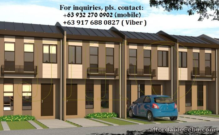 5th picture of 9,497 a Month PortVille Townhouse near Airport Mactan Lapu2x City, CEbu For Sale in Cebu, Philippines