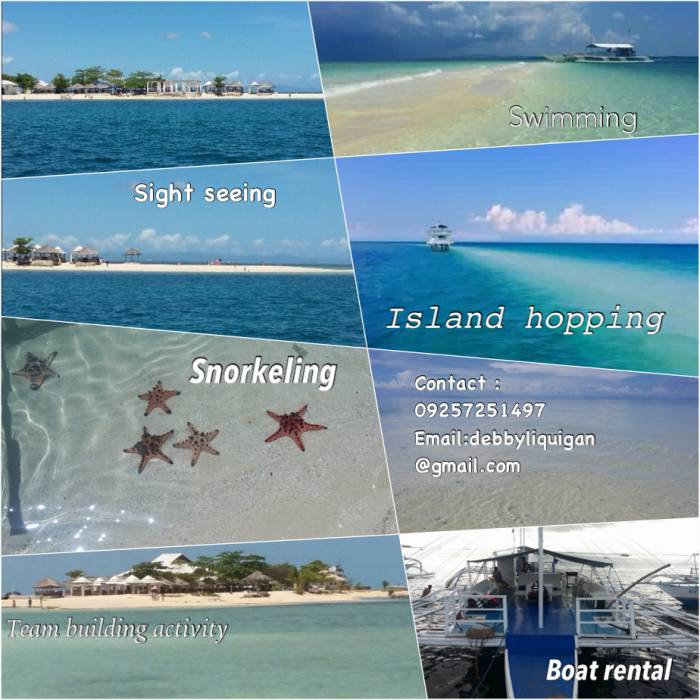 1st picture of Mactan Cebu Island Hopping with Buffet Offer in Cebu, Philippines