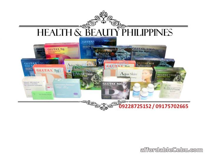 2nd picture of glutax 5gs micro advance 12 vials or 36 pcs For Sale in Cebu, Philippines