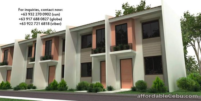 3rd picture of Php 5,915 a Month Richwood Homes Compostela, Cebu For Sale in Cebu, Philippines