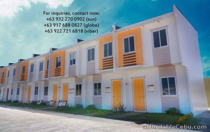 1st picture of Php 5,915 a Month Richwood Homes Compostela, Cebu For Sale in Cebu, Philippines