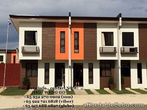 1st picture of Navona Php 9,116 Month Townhouse in Lapu-lapu City, Cebu For Sale in Cebu, Philippines