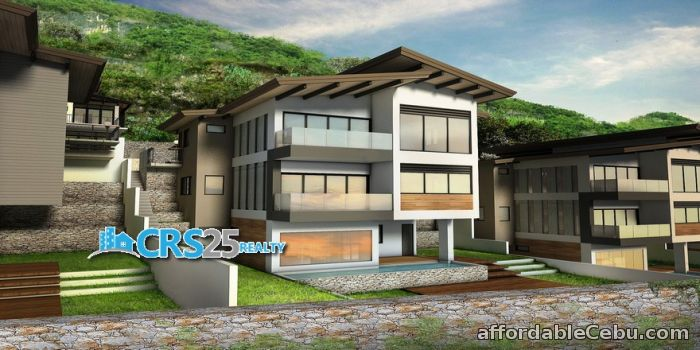 2nd picture of 4 bedrooms house for sale with 3 car garage in cebu city For Sale in Cebu, Philippines