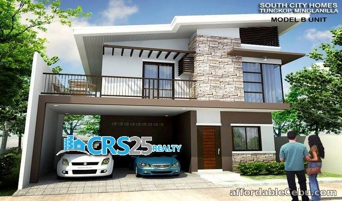 1st picture of House for sale in South city homes minglanilla cebu For Sale in Cebu, Philippines