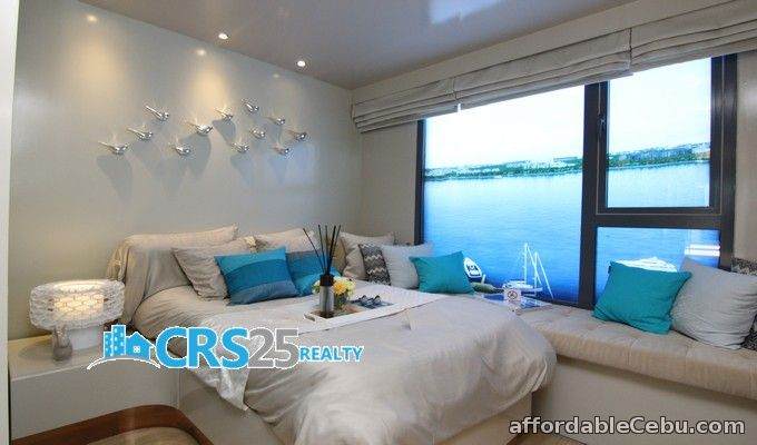 2nd picture of condo unit for sale 1 bedroom with kid's pool For Sale in Cebu, Philippines
