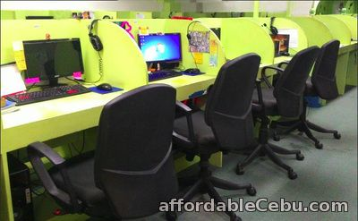 1st picture of Fully equipped Call Center for Seat Lease at 3k monthly (hassle free) For Rent in Cebu, Philippines