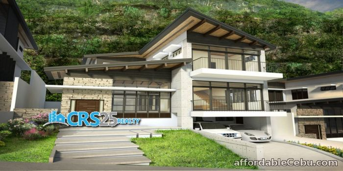 1st picture of 4 bedrooms house for sale with 3 car garage in cebu city For Sale in Cebu, Philippines