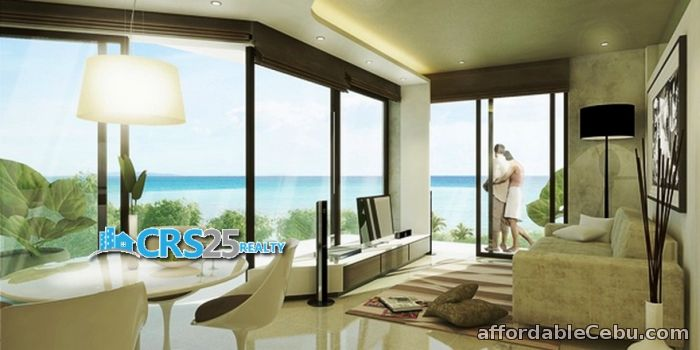 2nd picture of condo for sale studio type near beach in lapu-lapu cebu For Sale in Cebu, Philippines