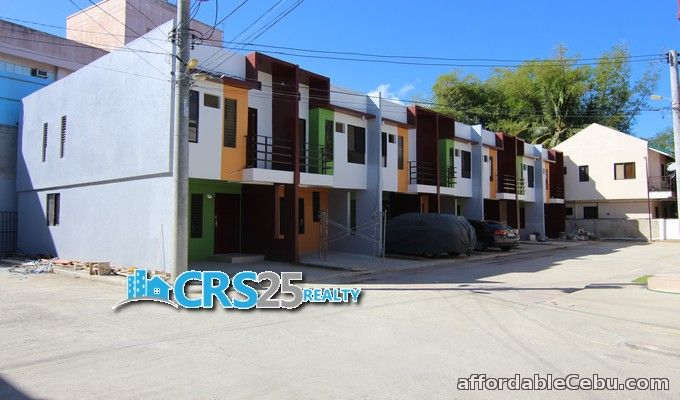 1st picture of Affordable 3 bedrooms townhouse for sale in Talamban cebu For Sale in Cebu, Philippines
