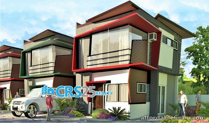 1st picture of For sale house 2 storey, 3 bedrooms with swimming Pool For Sale in Cebu, Philippines