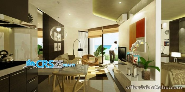 3rd picture of Studio Unit Fully Furnish condo in Tambuli Residences For Sale in Cebu, Philippines