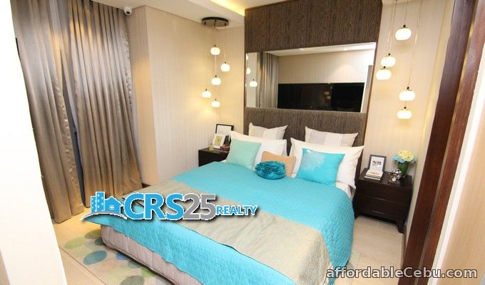 2nd picture of One Manchester Place 3 bedrooms at Mactan Newtown Cebu For Sale in Cebu, Philippines