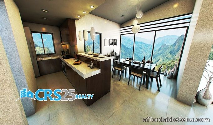1st picture of House and Lot for sale, Model B in THE PEAKS @ Monterrazas For Sale in Cebu, Philippines