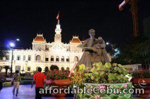 1st picture of Vietnam tour, Ho Chi Minh, yesterday and today Offer in Cebu, Philippines