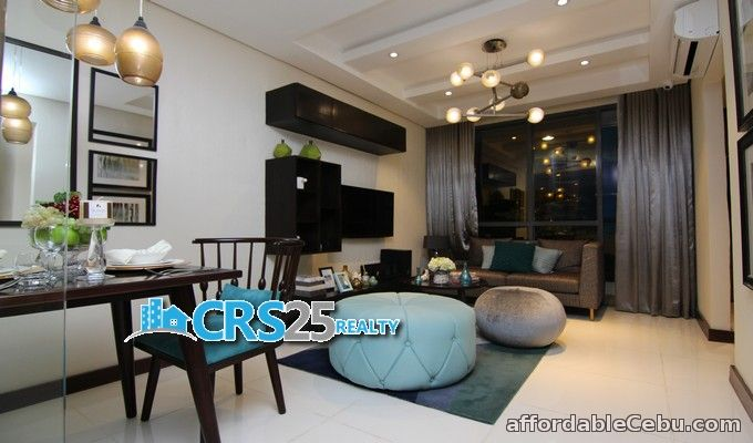 3rd picture of One Manchester Place 3 bedrooms at Mactan Newtown Cebu For Sale in Cebu, Philippines