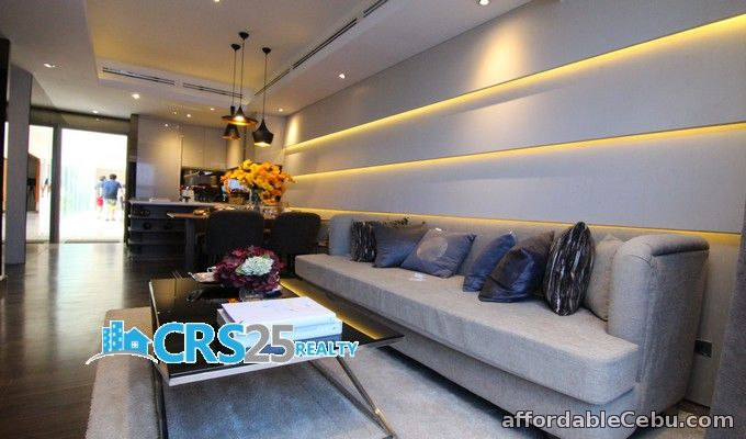4th picture of Condo for sale Studio type with 25K Reservation Only For Sale in Cebu, Philippines