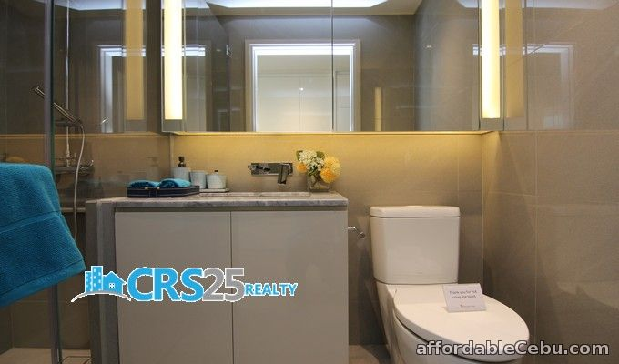 2nd picture of Condo for sale Studio type with 25K Reservation Only For Sale in Cebu, Philippines