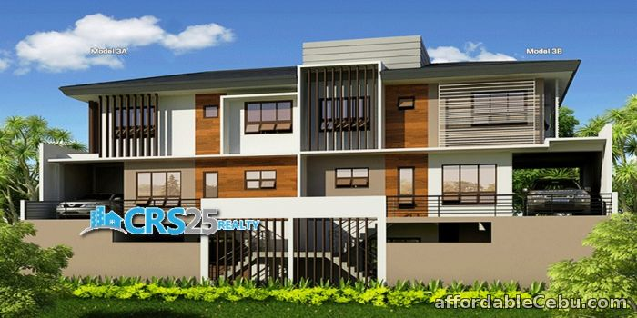1st picture of Ridges Subdivision 3 bedrooms house at CASA ROSITA For Sale in Cebu, Philippines