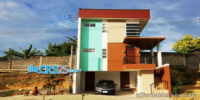1st picture of Pre-selling 4 bedrooms house in 88 hilside residences cebu For Sale in Cebu, Philippines