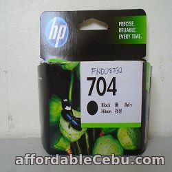 1st picture of HP 704 Black Original Ink Advantage Cartridge For Sale in Cebu, Philippines