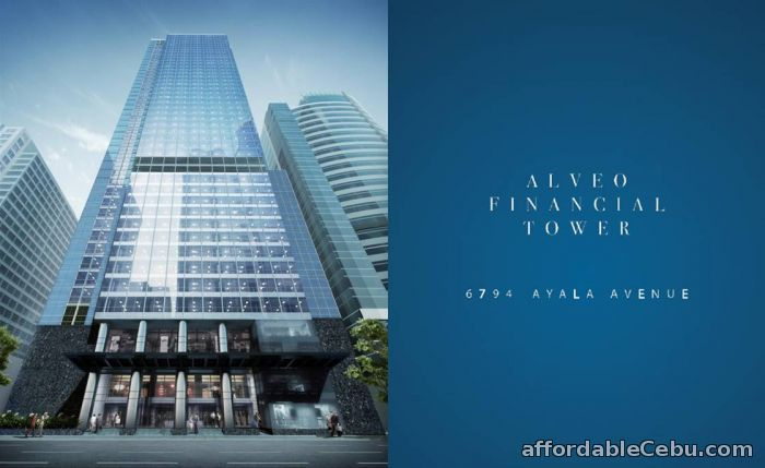 1st picture of Alveo Financial Tower Offer in Cebu, Philippines