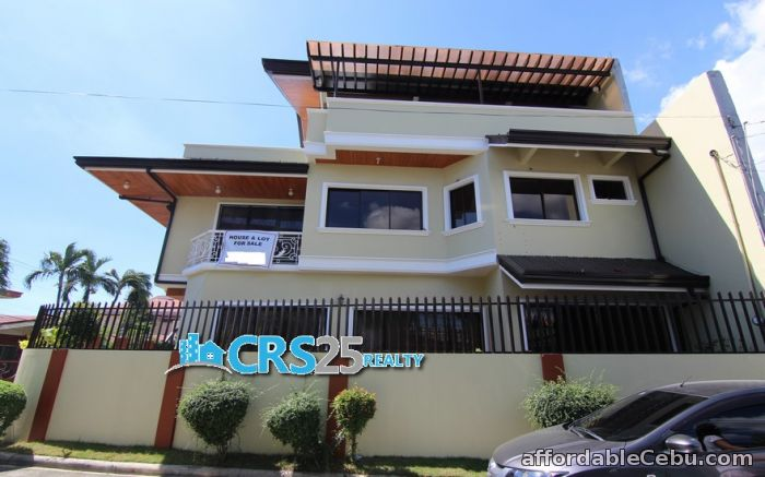 1st picture of 5 bedrooms house for sale with Storage Are in cebu For Sale in Cebu, Philippines