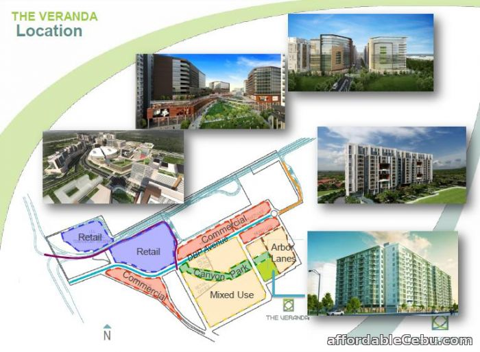 2nd picture of South Veranda at Arca South For Sale in Cebu, Philippines