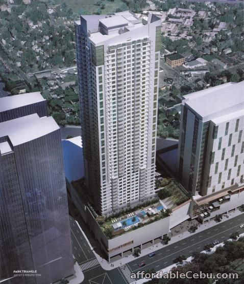 1st picture of Park Triangle Residences BGC For Sale in Cebu, Philippines