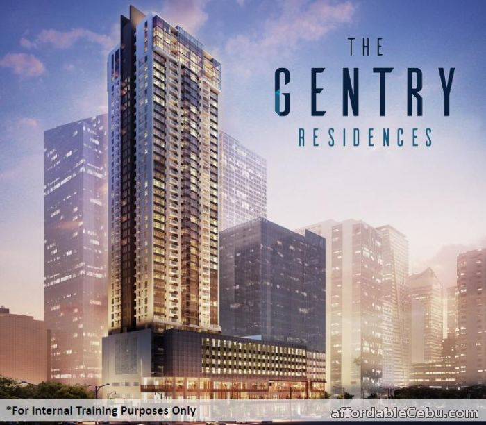 1st picture of The Gentry For Sale in Cebu, Philippines