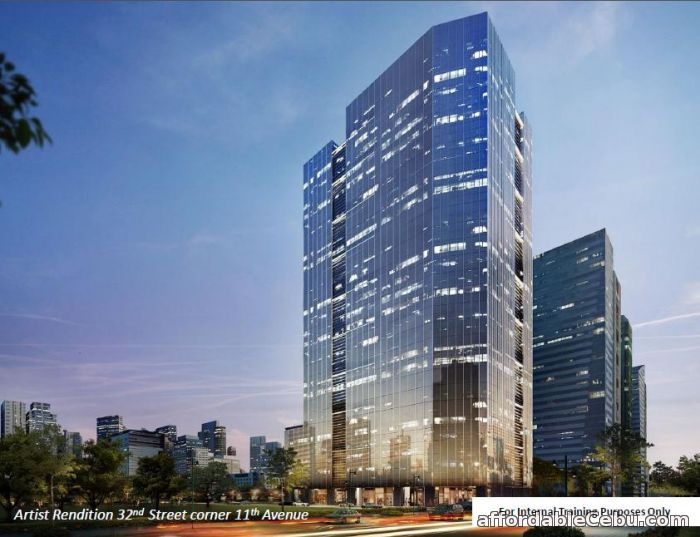1st picture of Alveo Park Triangle Tower BGC Offer in Cebu, Philippines
