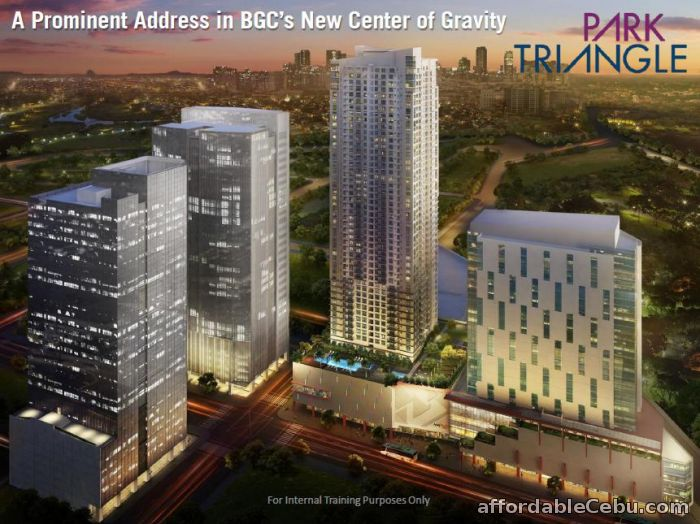 2nd picture of Alveo Park Triangle Tower BGC Offer in Cebu, Philippines