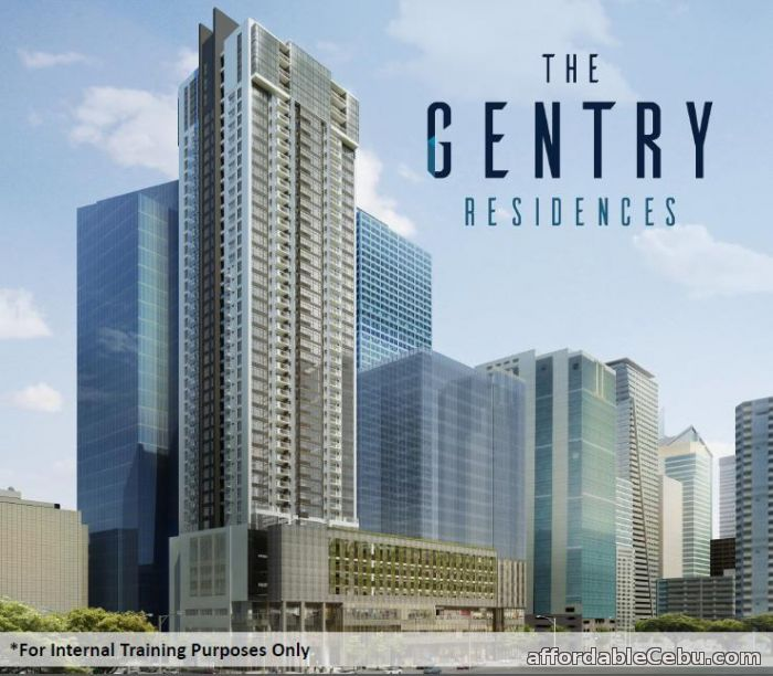1st picture of The Gentry Residences Offer in Cebu, Philippines