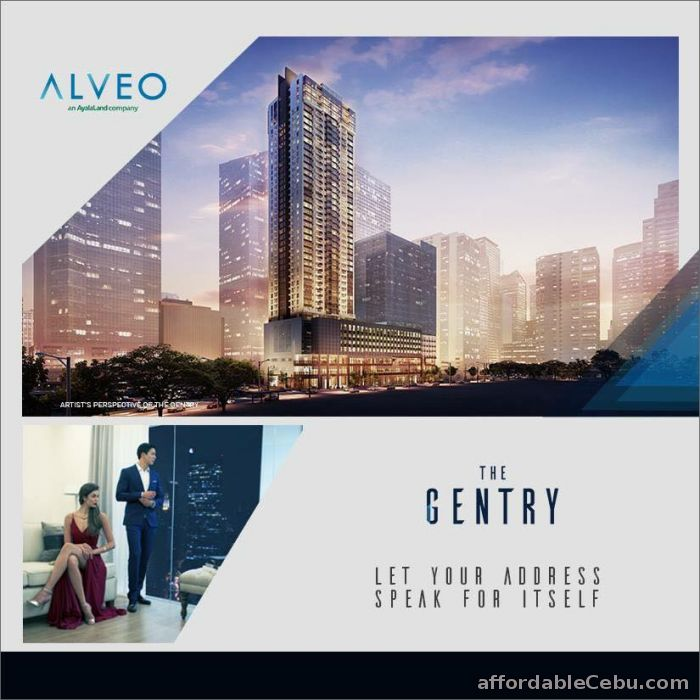 5th picture of The Gentry Residences Offer in Cebu, Philippines
