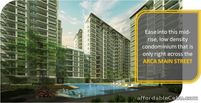 4th picture of West Veranda at Arca South For Sale in Cebu, Philippines