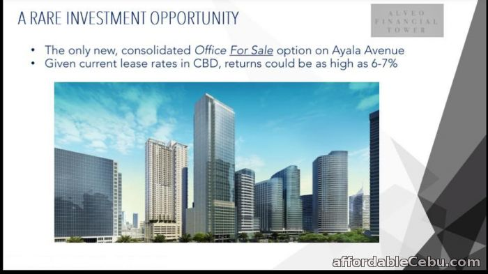 3rd picture of Alveo Financial Tower Makati For Sale in Cebu, Philippines