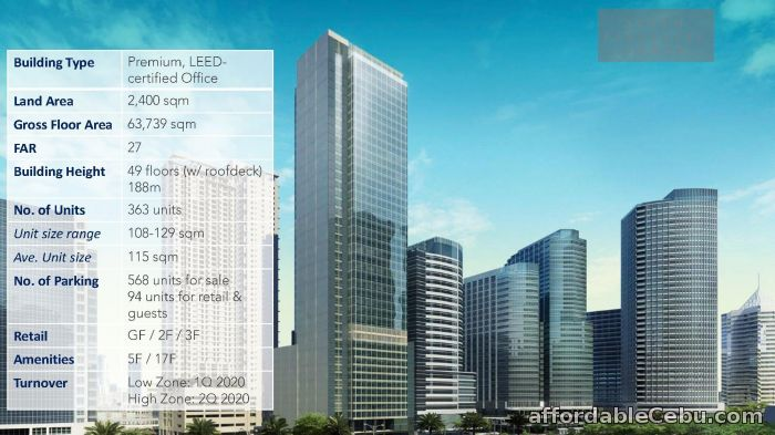 5th picture of Alveo Financial Tower Offer in Cebu, Philippines