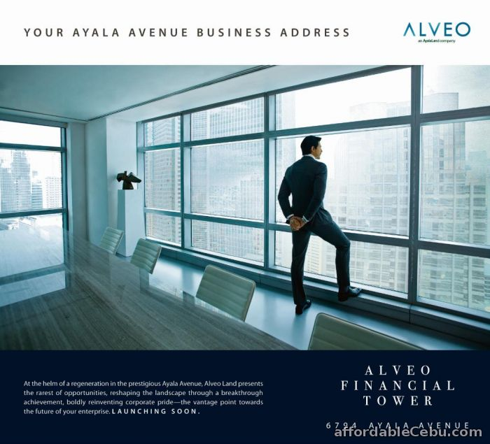 2nd picture of Alveo Financial Tower Offer in Cebu, Philippines