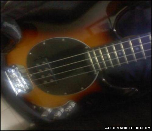 1st picture of Fernando Stingray Electric Bass Guitar For Sale in Cebu, Philippines