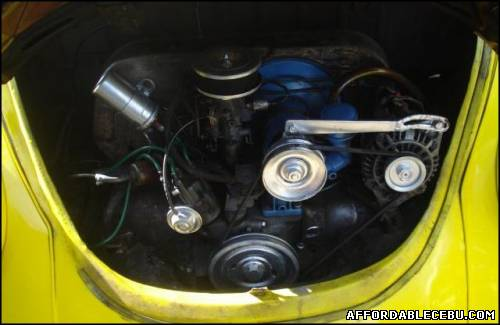 3rd picture of 1960 Brisilian 1300 Beetle 50K only -10 For Sale in Cebu, Philippines