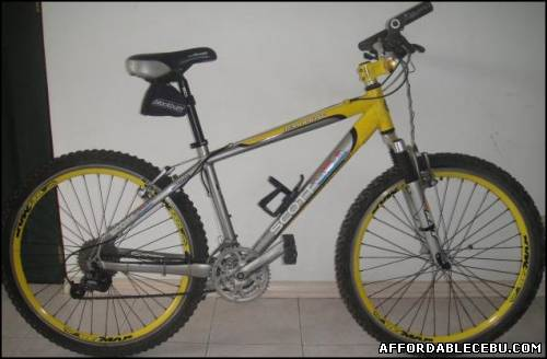 Picture of SCOTT USA Ultralight Mountain Bike For Sale in Cebu, Philippines