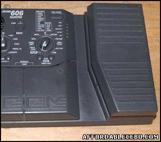 1st picture of Guitar Effects - Zoom 606 For Sale in Cebu, Philippines