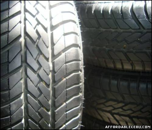 2nd picture of Goodyear tire from suzuki alto For Sale in Cebu, Philippines