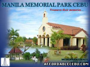 3rd picture of Affordable Memorial lots Liloan Cebu P2821/month only!!! For Sale in Cebu, Philippines