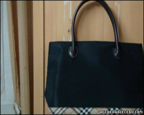 1st picture of Authentic burberry handbag For Sale in Cebu, Philippines