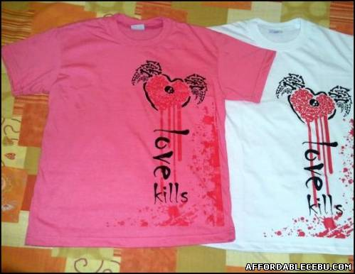 1st picture of Personalized Shirts For Sale in Cebu, Philippines