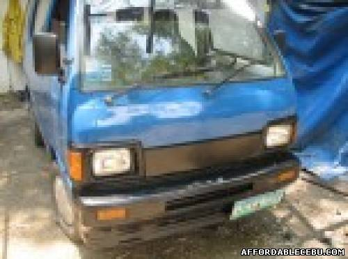 1st picture of Rush Sale Multicab-minivan @ 60k only For Sale in Cebu, Philippines